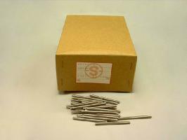 ステンレスピン [sus4-100] 4φ×100mm(500本入/箱) [ステンレス寸切ボルト]