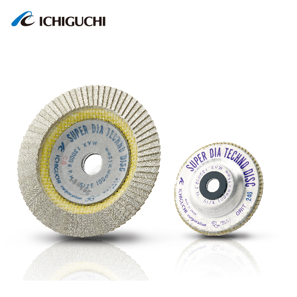 【イチグチ】スーパーダイヤテクノディスクSDTD10015 100×15 粒度:60