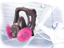 スリーエム 防じんマスク 6000F/2091-RL3