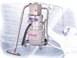 三立機器 アスベスト用クリーナー JX-6010(100V) HEPAフィルター・ビニール袋仕様