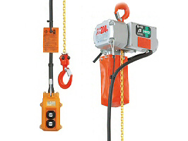 象印 チェーンブロック ベーターシリーズ BS-020 BS-K2030単相100V電気チェーンブロック