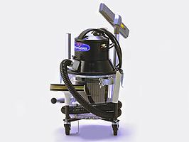 三立機器 電動バキュームクリーナー SP-1510型100V