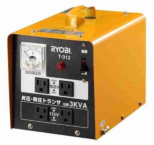 【リョービ】(RYOBI) [4330160] 電動工具 T-312 トランサ