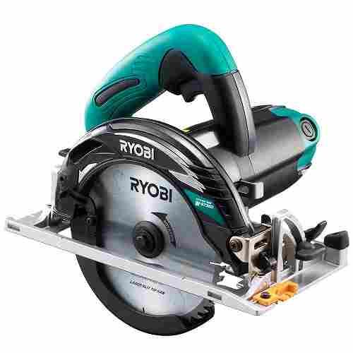 【リョービ】(RYOBI) [611019A] 電動工具 W-573ED 電子丸ノコ