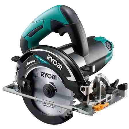 【リョービ】(RYOBI) [611023A] 電動工具 W-658D 丸ノコ マルノコ