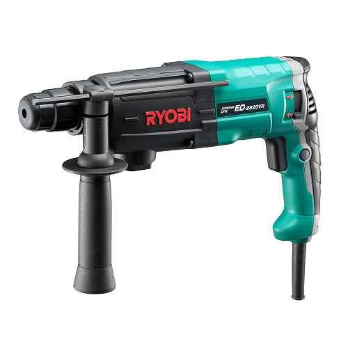 【リョービ】(RYOBI) [654902A] 電動工具 ED-2620VR ハンマドリル