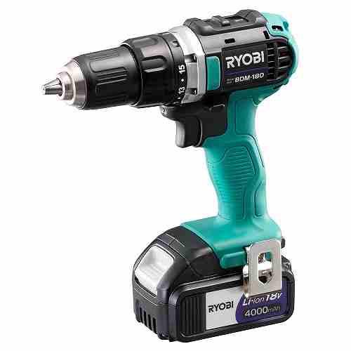 【リョービ】(RYOBI) [688802A] 電動工具 BDM-180 充電式ドライバドリル