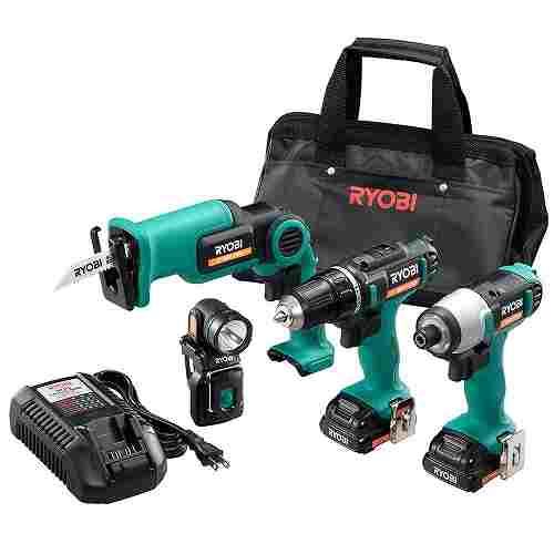 【リョービ】(RYOBI) [688809A] 電動工具 BCK-1100 コンボキット