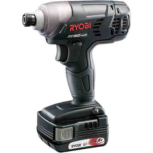 【リョービ】(RYOBI) [657700A] 電動工具 BID-1415 充電式インパクトドライバ