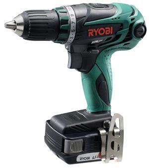 【リョービ】(RYOBI) [647701A] 電動工具 BDM-1410 充電式ドライバドリル