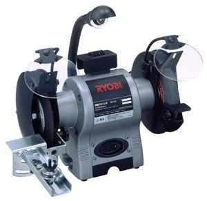 【リョービ】(RYOBI) [632501A] 電動工具 TG-151 両頭グラインダ