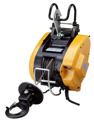 【リョービ】(RYOBI) [680303A] 電動工具 WIM-125A 21M ウインチ