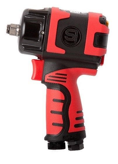 【信濃機販】SI-1460ULTRA 12.7mm角ショートノイズインパクトレンチ