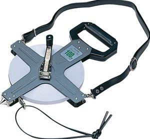 格安新品  【Tajima】(タジマ) [ETN-100] 測量器具〈巻尺〉 鋼製巻尺 エンジニヤ テン 100m:テクノネットSHOP-DIY・工具