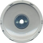 【ツボ万】 [MC-926W] マクトルアイボリー(6ヶチップ) φ92×M10ネジ 「超厚膜タイプ」