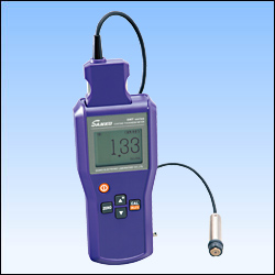 ★P10★ 【受注生産品】 【サンコウ電子研究所】 電磁式膜厚計 SWT-9000F