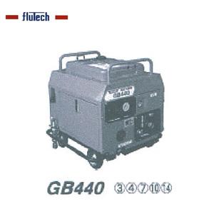 専門店では 【フルテック】GB440(30D標)ガソリンエンジン 防音型シリーズ  ※こちらの商品はメーカーより直送の為、きです。:テクノネットSHOP 【個人宅配達】 【】-DIY・工具