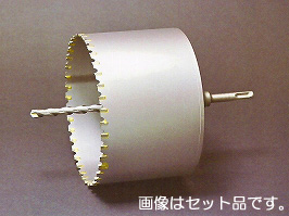【IKEDA】(イケダ) [EN120] 塩ビ管理用コア セット 120φ×100mm
