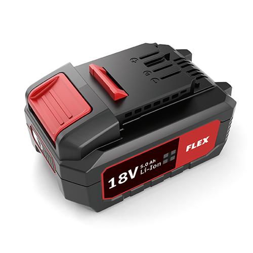 [ドイツ] フレックス (Flex) 18V/5.0Ah バッテリー コードレスポリッシャー用 [478.148]