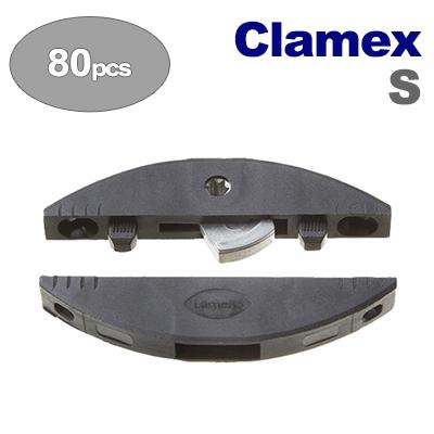 [スイス] ラメロ (Lamello) クラメックス Clamex S-18 (80組入) [145236]