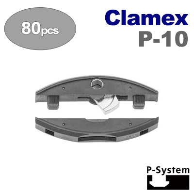 [スイス] ラメロ (Lamello) 【P-システム】 クラメックスP-10 Clamex P-10 80組入 [145372]