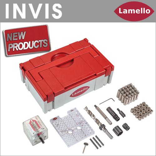 [スイス] ラメロ (Lamello) インビス (Lamello) ラメロ INVIS Mx2 [6100300] スターターキット [6100300], シャリチョウ:4b1a8496 --- avtozvuka.ru