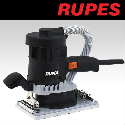 [イタリア] RUPES (ルペス) [SSCA] オービタルサンダー (強制集塵機構式)