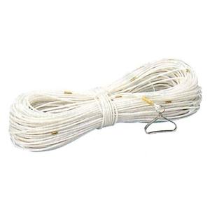 測量/建築/土木/工事/巻尺/測定/計測/ロープ 【Myzox】測量ロープ50mPR4-50【送料無料】