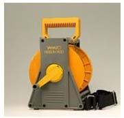 測量/建築/土木/測定/現場/工事/写真 【Myzox】【ヤマヨ測定器】リボンロッド用ケース120mm幅/20~30m用120M【送料無料】
