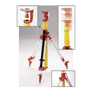 ニューエレベーター三脚(1,030mm~1,735mm) NEL-33SL【測量・建築・土木用品】【送料無料】