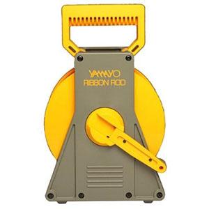測量/建築/土木/測定/現場/工事/写真 【Myzox】【ヤマヨ測定器】リボンロッド用ケース100mm幅/5~10m用100S【送料無料】