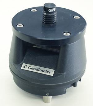 中古/プリズム/ジオディメーター/測量/土木/建築/スウェーデン 【新古品】【Geodimeter】求心アダプター14HWC31000【送料無料】