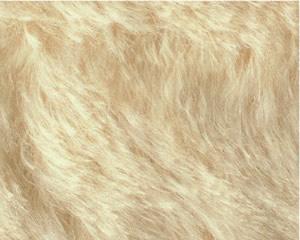 ディストレスモヘア オフホワイト 1メートル(約140cm×約100cm)
