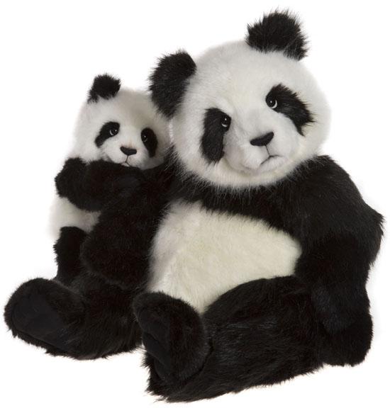 大人気商品若干数再入荷!【Charlie Bears】チャーリーベアーズ Fenella&Faith 2体セット