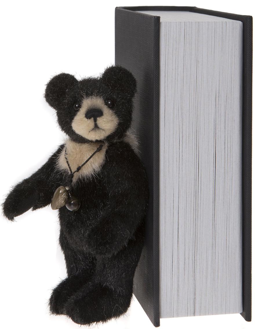 近年テディベア業界で大人気の英国メーカー 2019年入荷 Charlie 2020秋冬新作 新作からSALEアイテム等お得な商品満載 Bears Therapy Bear チャーリーベアーズ