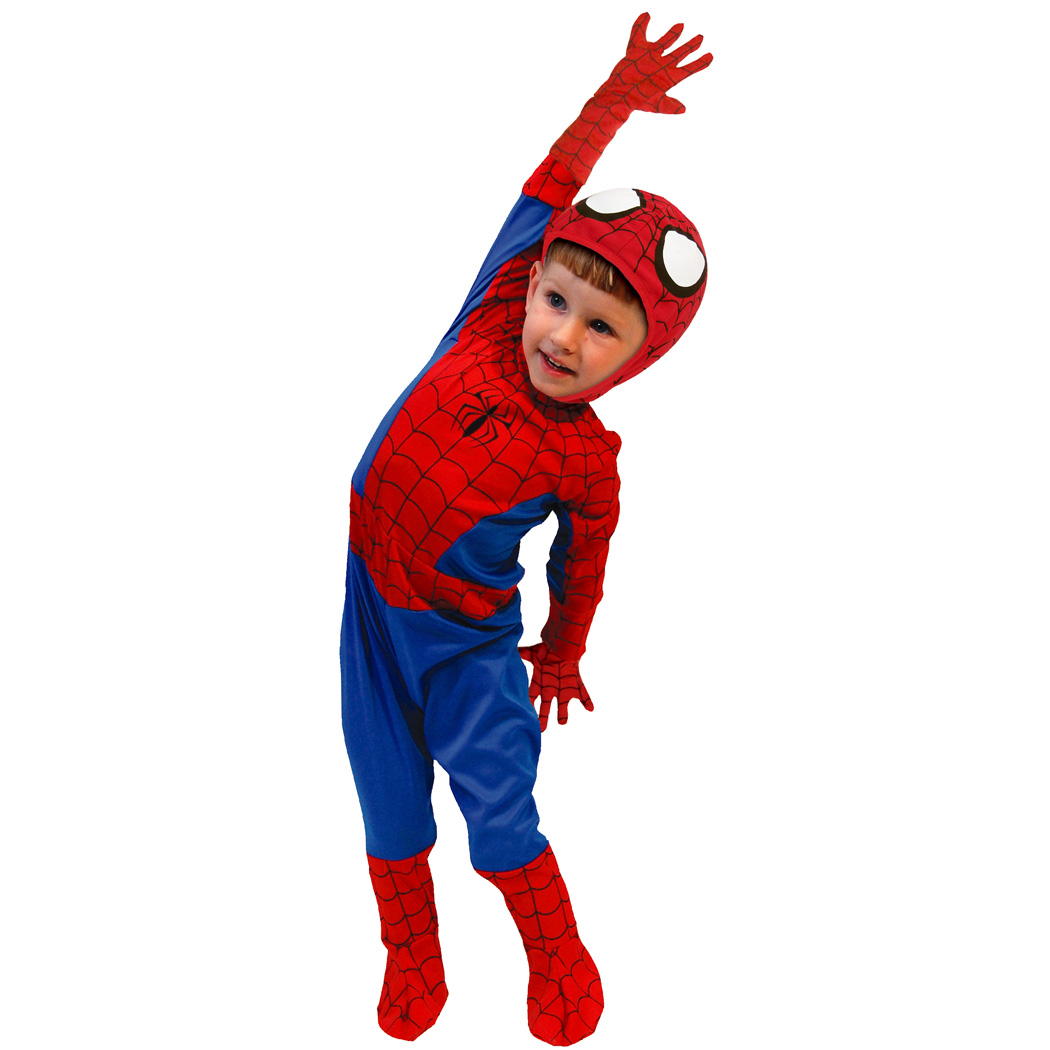 Teddyshop: Marvel Cosplay Costume Kids Spider-man MARVEL