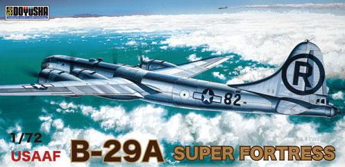 童友社 No.40096 1/72 B-29A スーパーフォートレス エノラゲイ