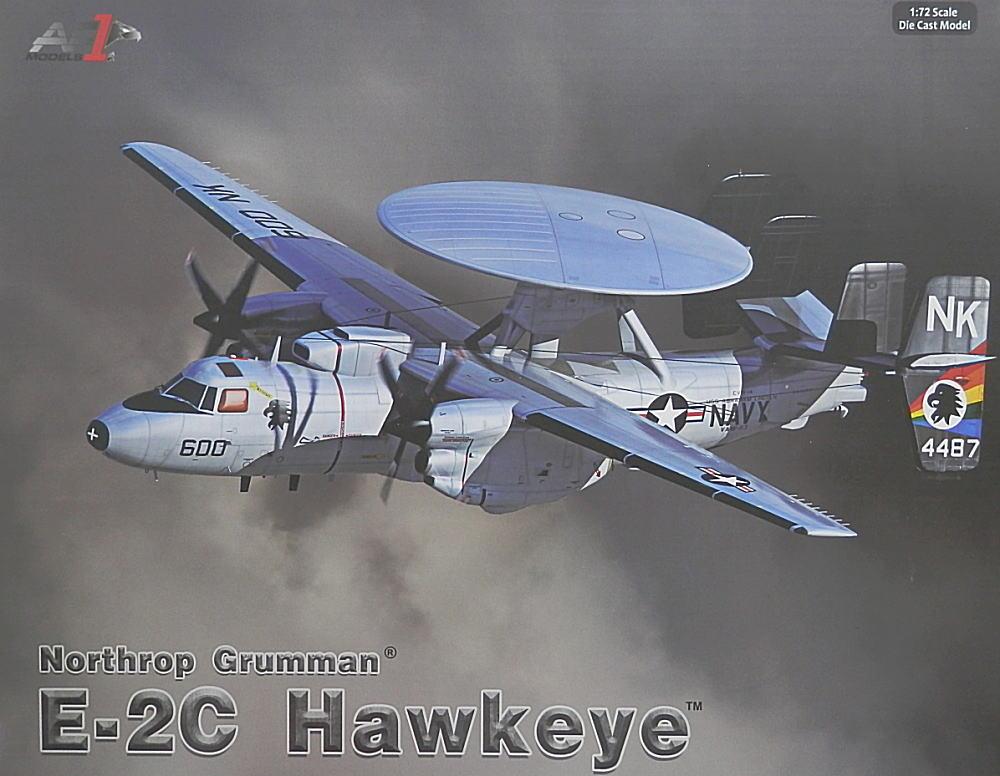 【即納】Air Force 1 エアーフォース1 1/72 AF10118 EC-2C
