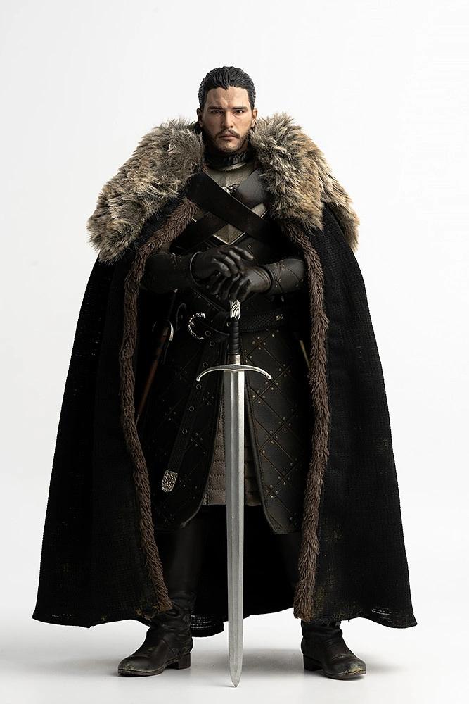 グッドスマイル スリーゼロ Game of Thrones 1/6 JON SNOW (Season 8) ゲーム・オブ・スローンズ 1/6 ジョン・スノウ(シーズン8)