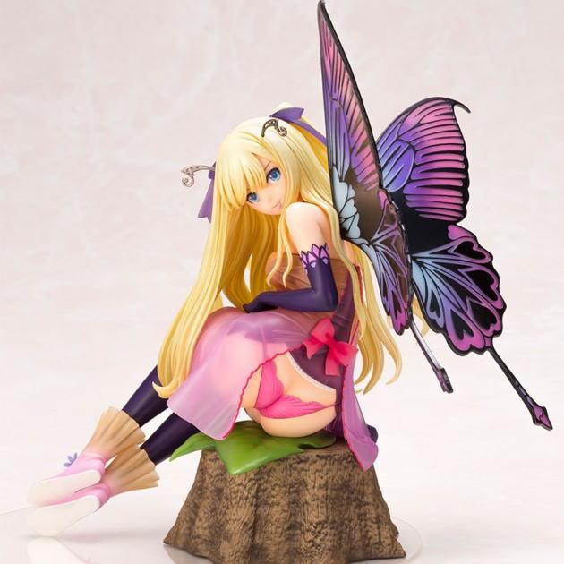 コトブキヤ PP728 Tony'sヒロインコレクション 1/6 紫陽花の妖精 アナベル