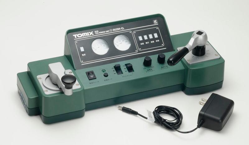 TOMIX トミックス 5518 TCSパワーユニット N-DU204-CL