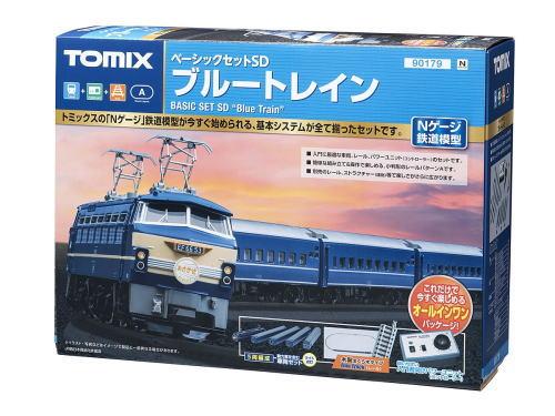【レビューで送料無料】 TOMIX トミックス トミックス TOMIX 90179 90179 ベーシックセットSD ブルートレイン, 中古コピーパソコンのイーコピー:98546ede --- canoncity.azurewebsites.net