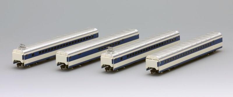 トミックス 92357 JR 0-2000系東海道・山陽新幹線 増結セットB