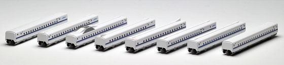 TOMIX トミックス 92433 N700 0系東海道・山陽新幹線増結Bセット