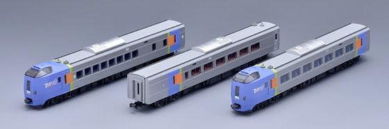 TOMIX トミックス 92595 キハ261 1000系特急ディーゼルカー(スーパーとかち)基本セット(3両)