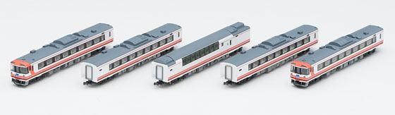 TOMIX トミックス 98208 JR キハ183 500系特急ディーゼルカー(北斗)セット(5両)