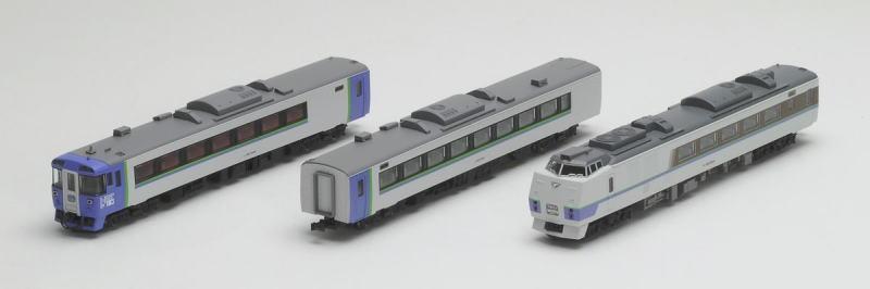 TOMIX トミックス 98245 JRキハ183系特急ディーゼルカー(サロベツ)セットB(3両)
