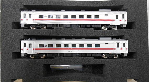 グリーンマックス 30632 JR北海道キハ54形(500番代・留萌本線)2両編成セット(動力付き)完成品モデル