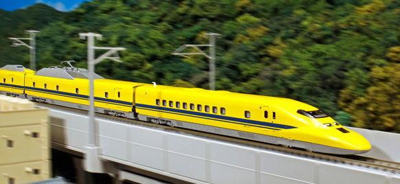 KATO カトー 10-896 923形3000番台 新幹線電気軌道総合試験車 3両基本セット