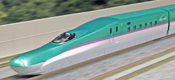 KATO カトー 10-857 E5系新幹線「はやぶさ」基本セット(3両)(Nゲージ)